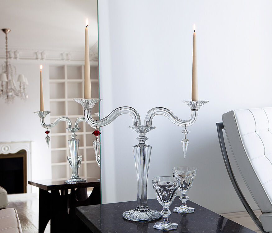 MILLE NUITS CANDELABRO,