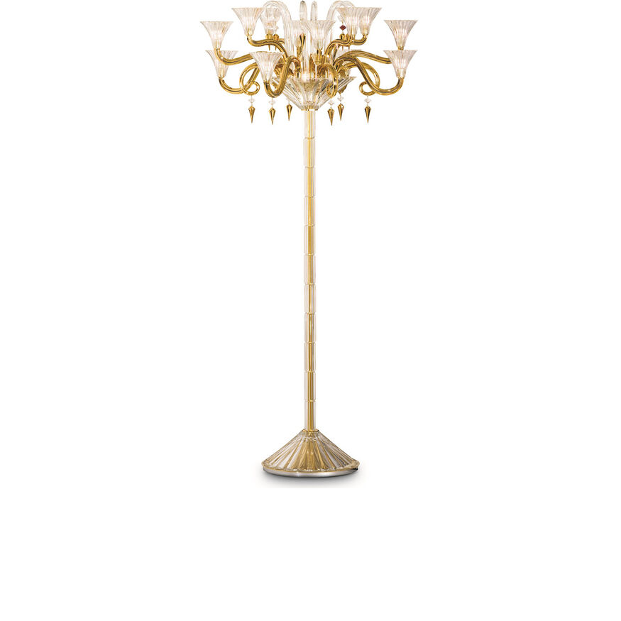 MILLE NUITS CANDELABRO, Oro