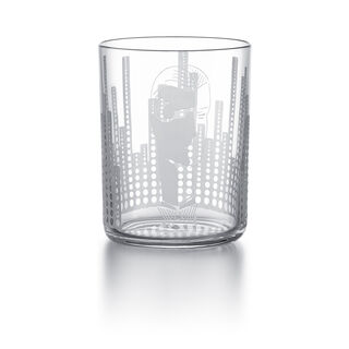 VERRES DE LÉGENDE NEW YORK 1934,