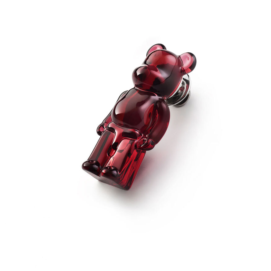 BACCARAT SPILLE BE@RBRICK, Rosso