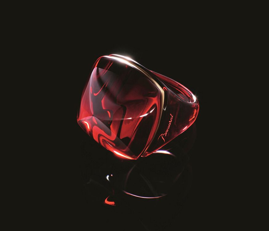 LA BAGUE POP  Red Image - 5