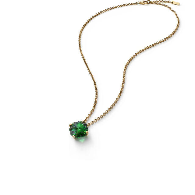 TRÈFLE NECKLACE, Green