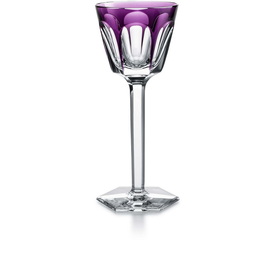 HARCOURT WINE RHINE GLASS  Purple Image