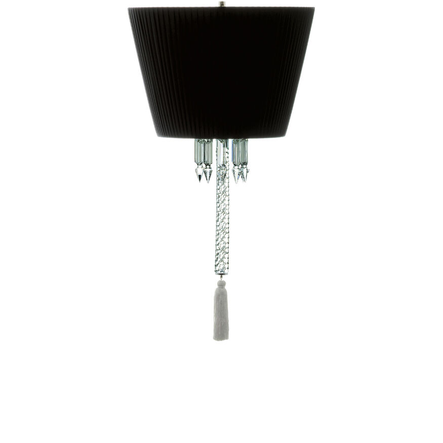 TORCH CEILING LAMP, Black