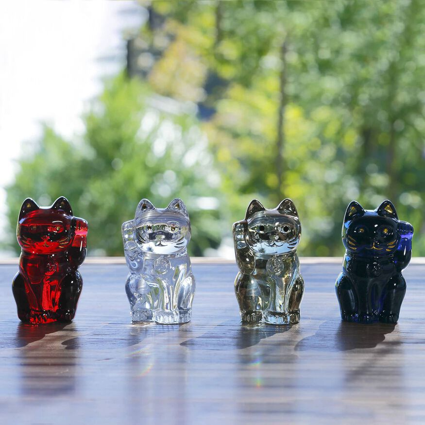 CAT MANEKI NEKO, Clear - 4