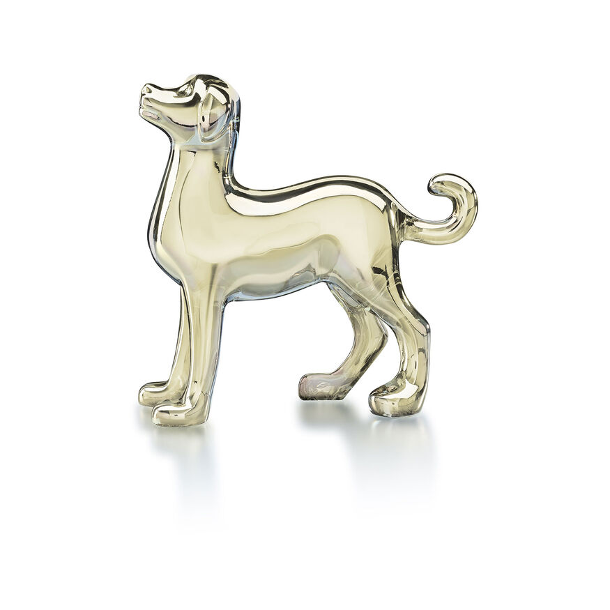 ZODIAQUE DOG, Gold - 1