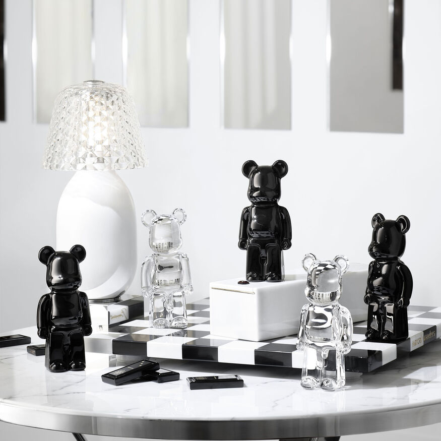 BE@RBRICK, Clear - 2
