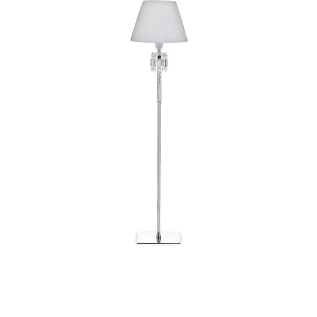 TORCH SMALL FLOOR LAMP, White