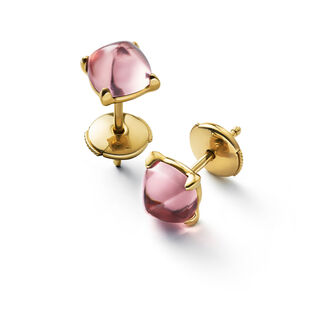 MINI MÉDICIS EARRINGS  Pink