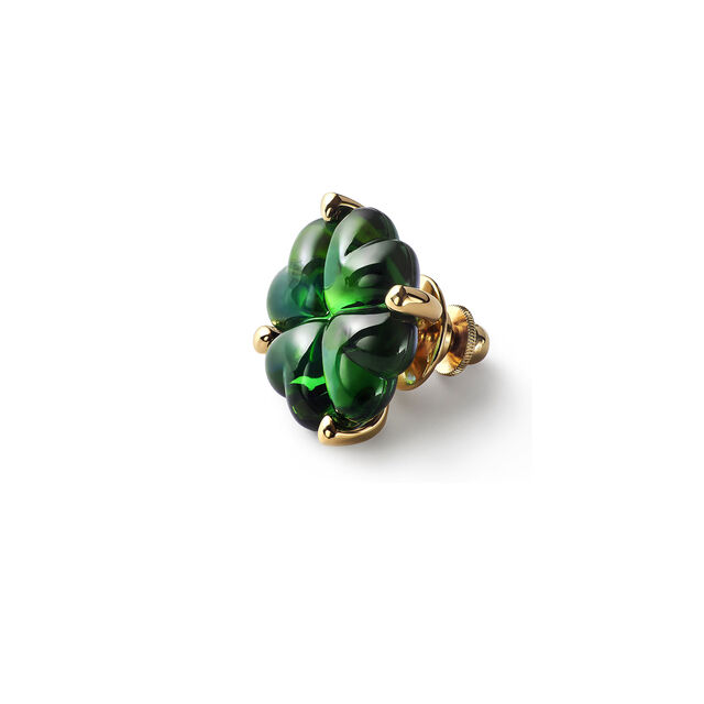 TREFLE BROOCH, Green