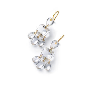 BACCARAT PAR MARIE-HÉLÈNE DE TAILLAC EARRINGS  Clear Image