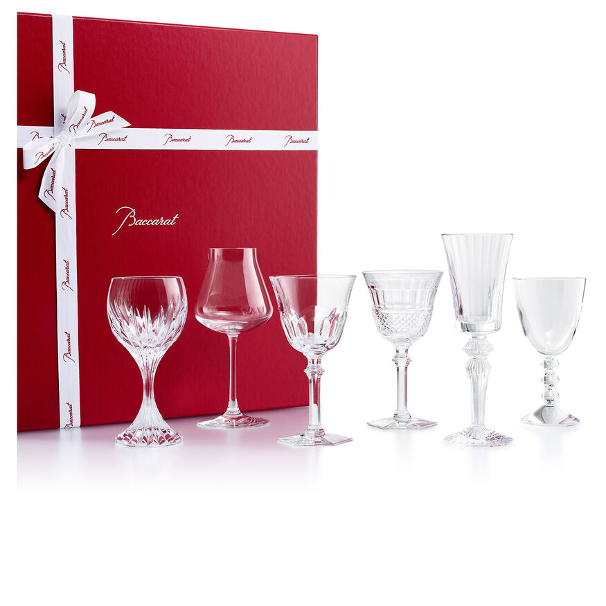 """WINE THERAPY"" SET,  - 1"