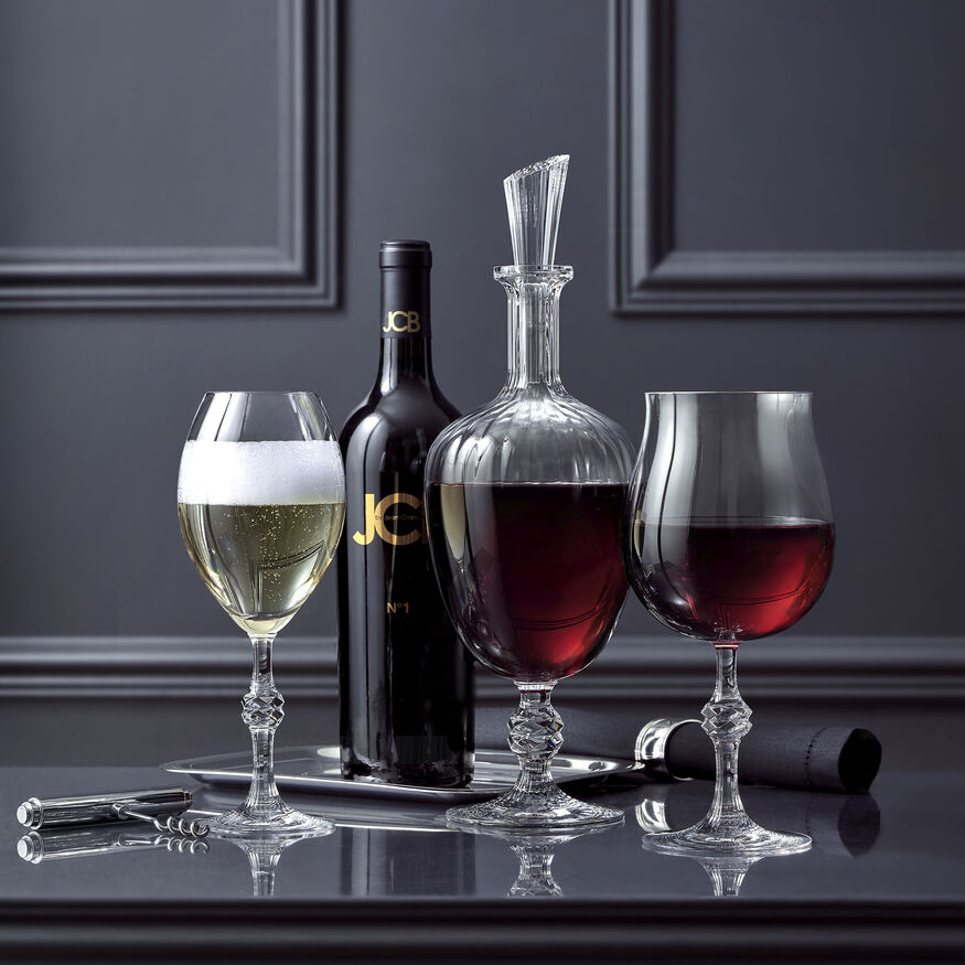JCB PASSION WINE GLASS,  - 2