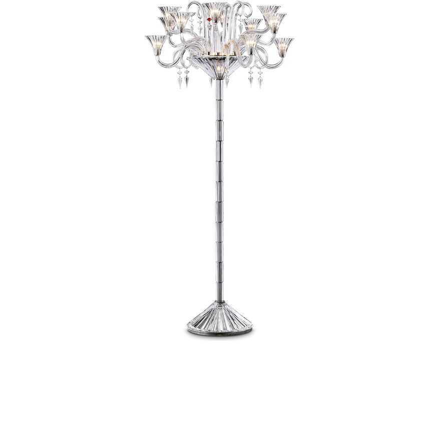 MILLE NUITS CANDELABRO, Trasparente