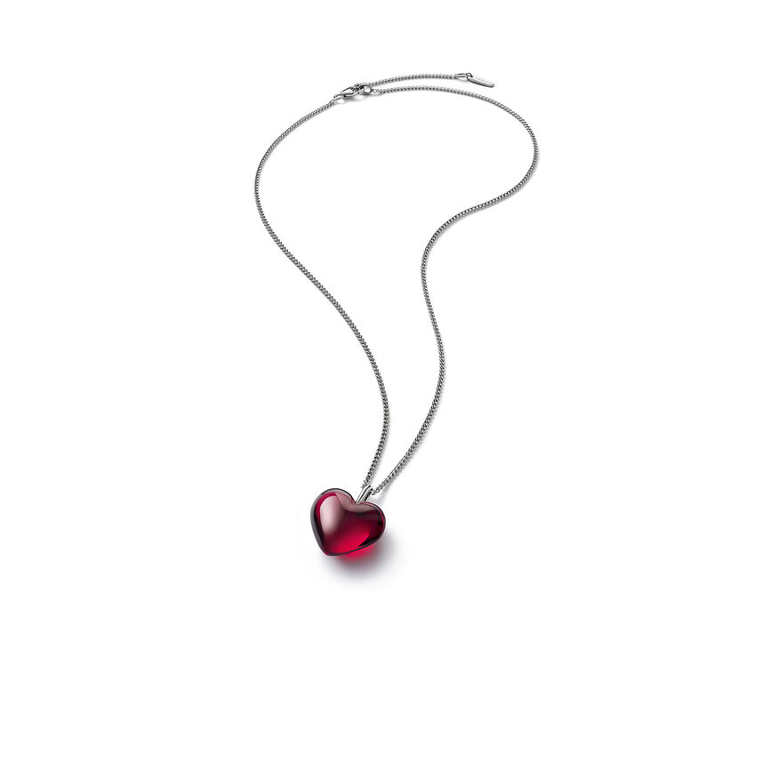 ROMANCE NECKLACE, Red mirror