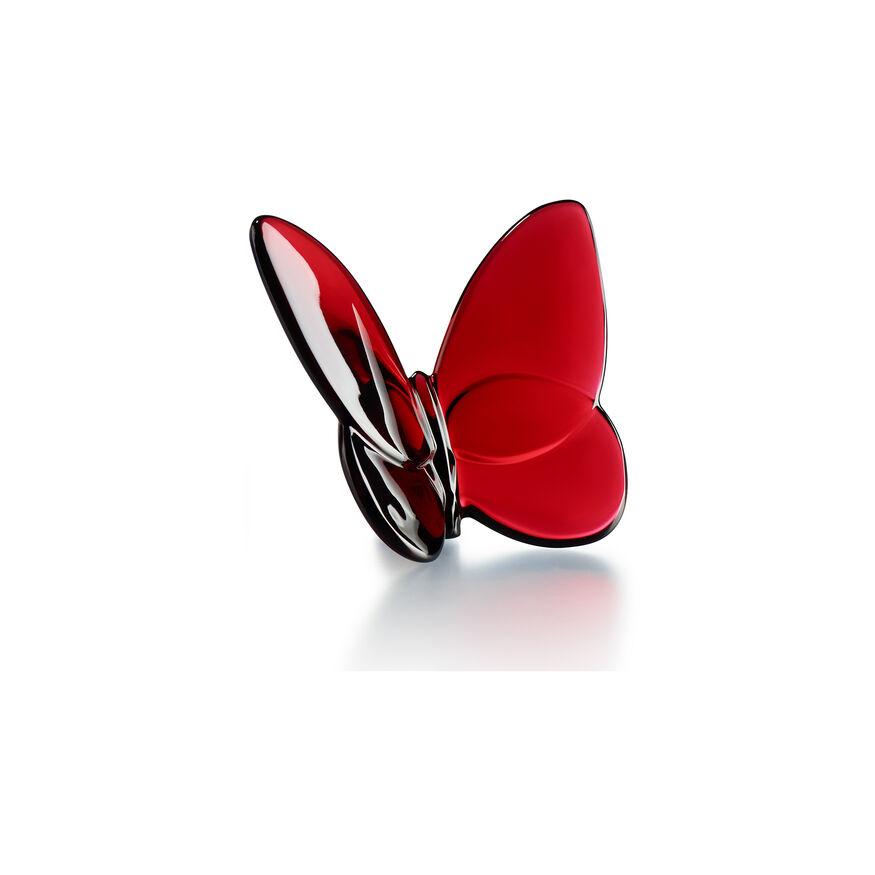 PAPILLON LUCKY BUTTERFLY, Red - 1