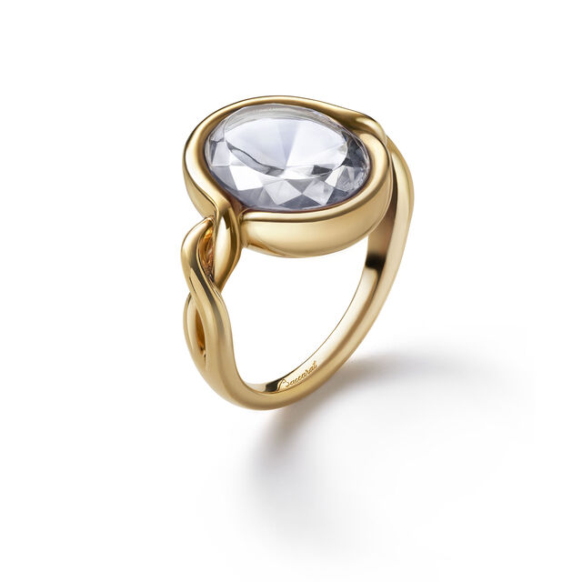 Croisé Ring, Clear