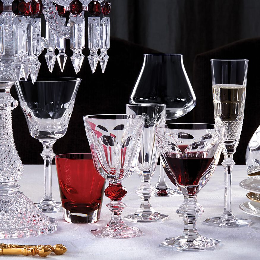 HARCOURT LOUIS-PHILIPPE GLASS   - 5