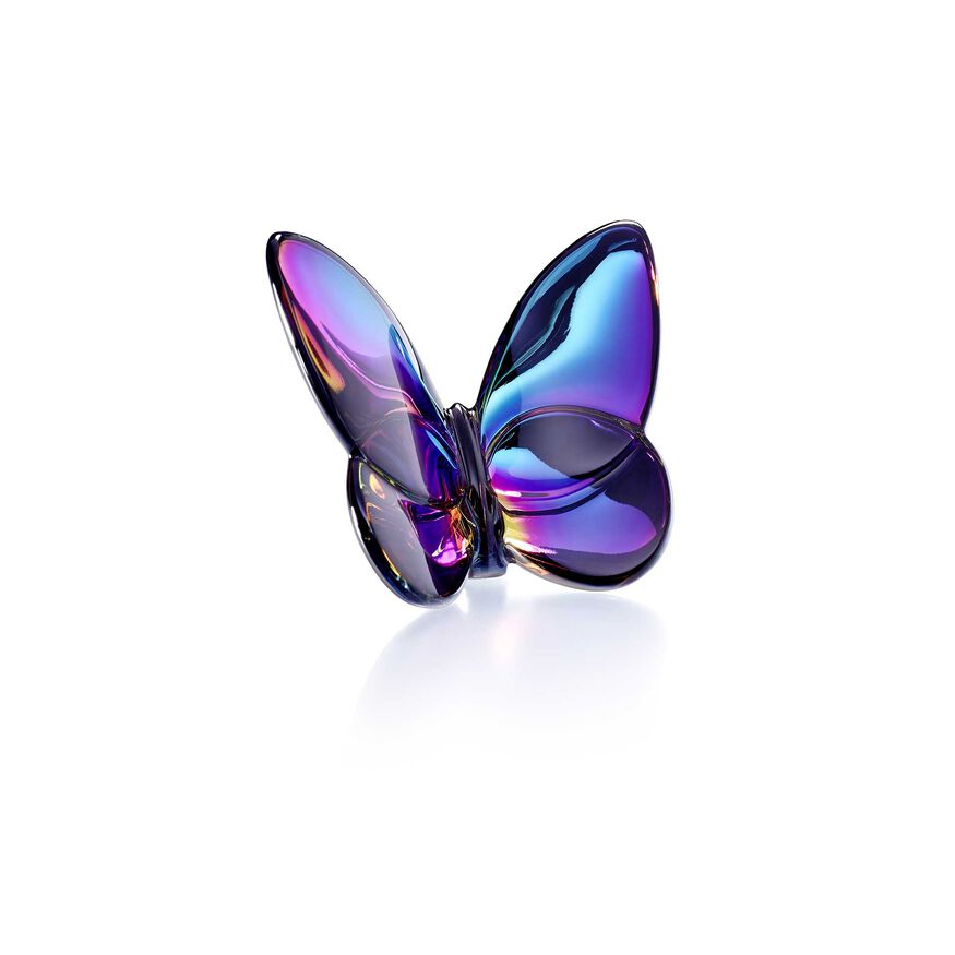PAPILLON LUCKY BUTTERFLY, Blue scarabee