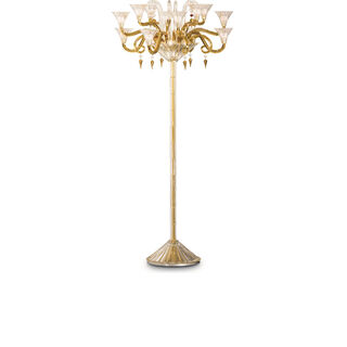 MILLE NUITS CANDELABRO  Oro